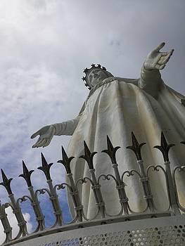 Our Lady of Lebanon Harissa by Mahmoudalrawi