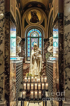 Our Lady of Victory Basilica by John Greim