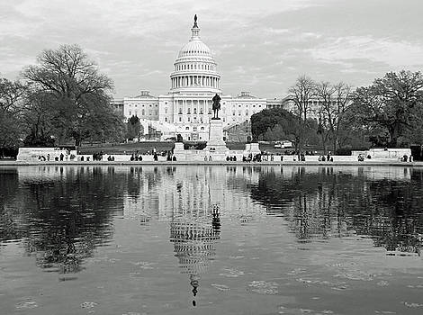 Our Nation's Capitol - Washington DC  by Emmy Marie Vickers