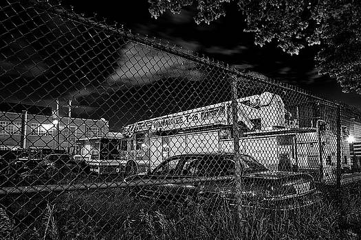 Out of Service by CJ Schmit