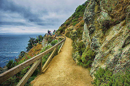 Over Look Trail by Joseph Hollingsworth
