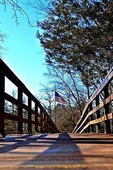 Over the Bridge by Tara Potts