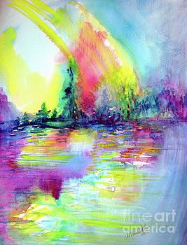 Over the Rainbow by Allison Ashton