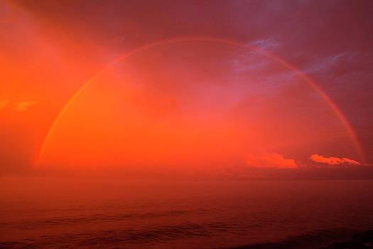 Over the Rainbow by Amanda Kiplinger