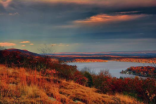 Raymond Salani III - Overlooking Culvers Lake