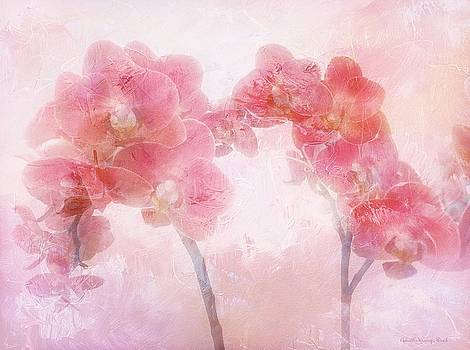 Orchid Collection 'Overpainting' by Gabriella Weninger - David