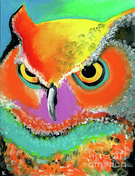 Owl by Aaron Koster