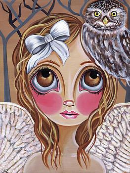 Owl Angel by Jaz Higgins