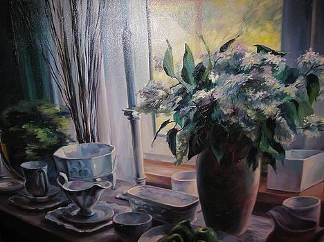 Oxana by Ekaterina Pozdniakova
