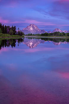 Oxbow Bend Dawn by Andrew Soundarajan