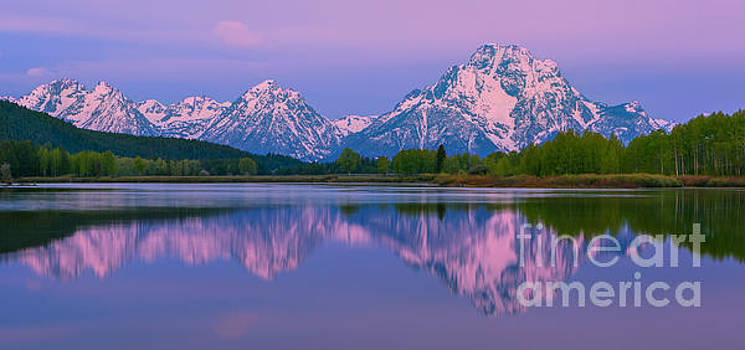 Oxbow Bend by Henk Meijer Photography
