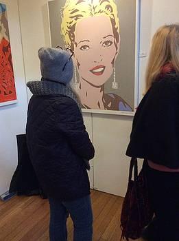 Oxford International Art Fair 2015 by Varvara Stylidou