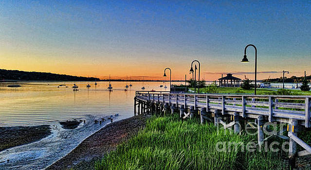 Oyster Bay Long Island by Jeff Breiman