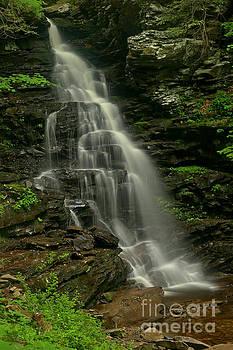 Adam Jewell - Ozone Falls At Ricketts Glen