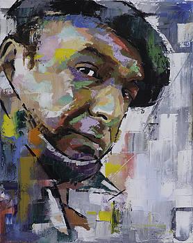 Pablo Neruda by Richard Day