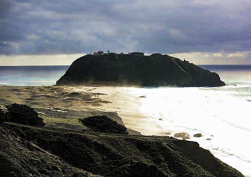 Chuck Kuhn - Pacific Coastline