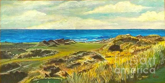 Pacific Dunes #11 by Frank Giordano