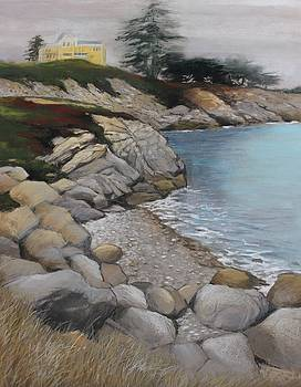 Pacific Grove 3 by Maralyn Miller