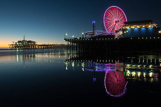 Pacific Park, Santa Monica Pier by Zoe Schumacher
