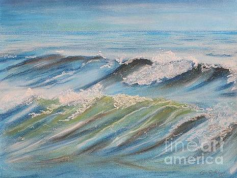 Pacific Pastels by Carol Fielding