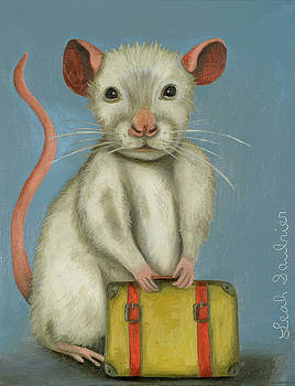 Leah Saulnier The Painting Maniac - Pack Rat 2