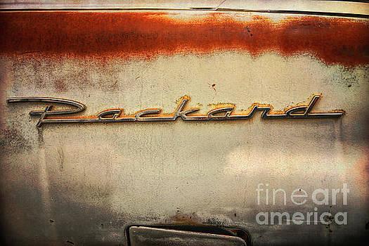 Packard Emblem by Lynn Sprowl