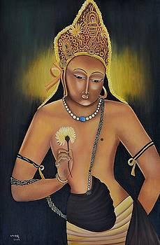 Padmapani  by Usha Rai