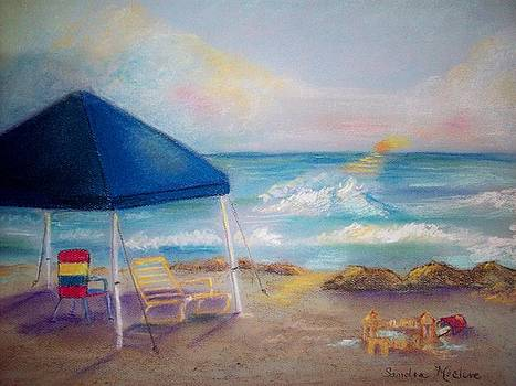 Padre Island Paradise by Sandra McClure