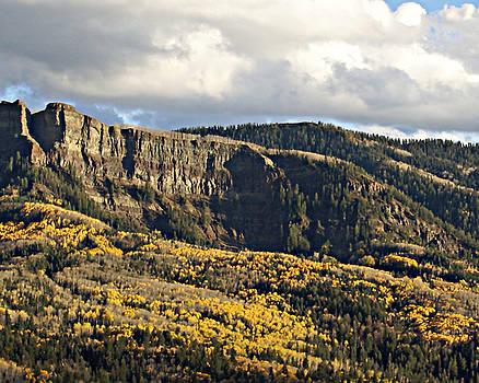 Pagosa Valley Colorado by D Winston