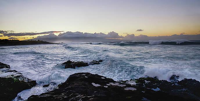 Paia Maui Beach by Steven Michael