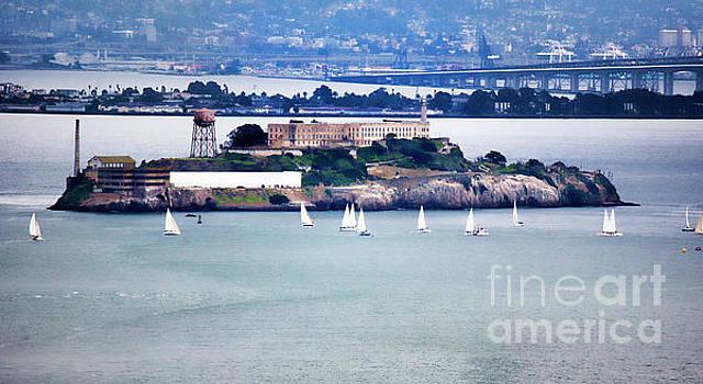 Chuck Kuhn - Paint Alcatraz Prison
