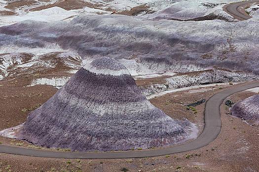 Painted Desert by Jennifer Ansier