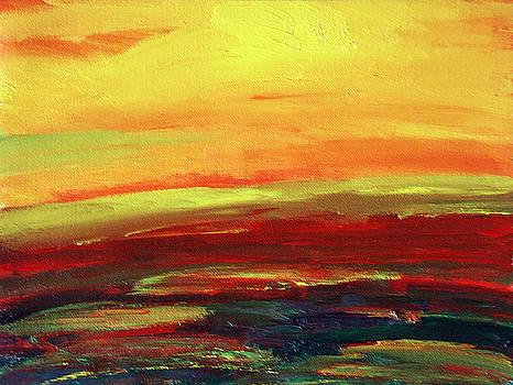 Painted Desert by Karen Nicholson