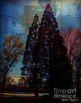 Painted Forest  by Bobbee Rickard