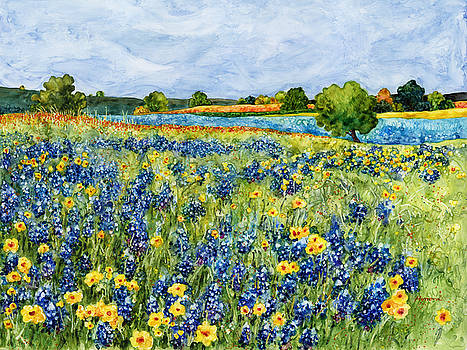 Hailey E Herrera - Painted Hills