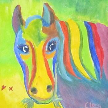 Painted Pony by Cathy Long