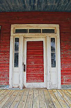 Painted Red by Lynn Jordan