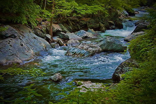 Dave Bosse - Painted Stream