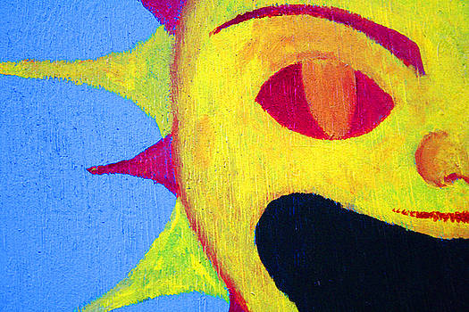 Painted Sun by Shelly Davis