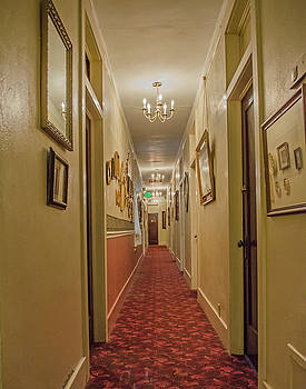 Allen Sheffield - Palace Hotel Hallway