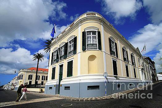 Gaspar Avila - Palace in Azores