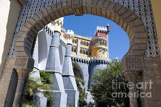 Fairytale Castle by Brenda Kean
