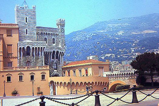 Cindy Boyd - Palace of Monaco 1973
