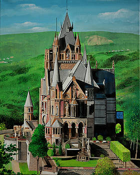 Palace on the Rhine by Bill Dunkley