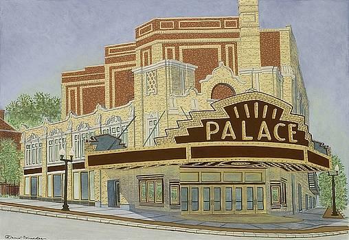 Palace Theatre by David Hinchen