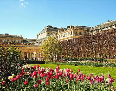 Palais Royal Gardens by Alex Cassels