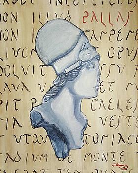 Pallas Athena by Jeffrey Oleniacz