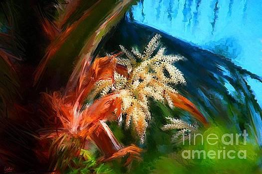Gerhardt Isringhaus - Palm Flowers
