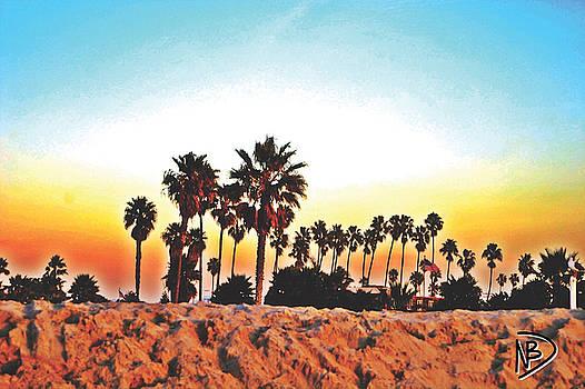 Palm Paradise by Nicole Dumond-Barry