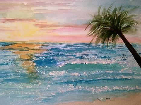 Palm Sunday by B Kathleen Fannin